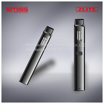 Best Selling Products 2017 In USA Zlite Refillable Vape Pen CBD THC Pods Ecig Vape Pen