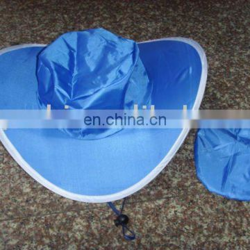 10cbad446 pop up hat,foldable hat in pouch,fold of Frisbee ,foldable hat bag ...