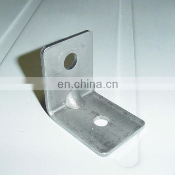 OEM L Style Ribbed Pressed Sheet Metal Components