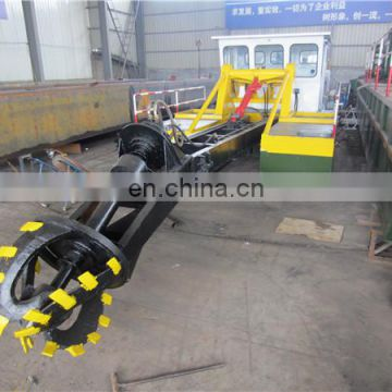 Small Size Cutter Suction Dredger for Sale