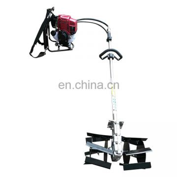 garden cultivator agriculture maize weeding machine mini gasoline power weeder
