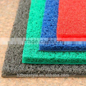 Plastic Carpet Floor Price Per Meter Mat