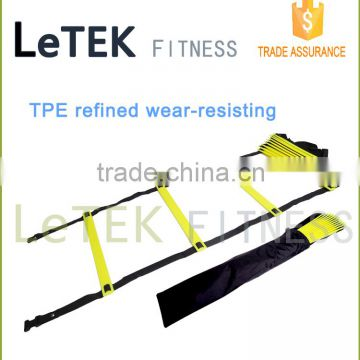 TPE Material Durable Agility Ladder - Speed Ladder -Quick Ladder with Carry Case