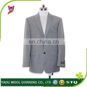Wholesale custom suits manufacturers / tailored business mens suit / bespoke suit for men
