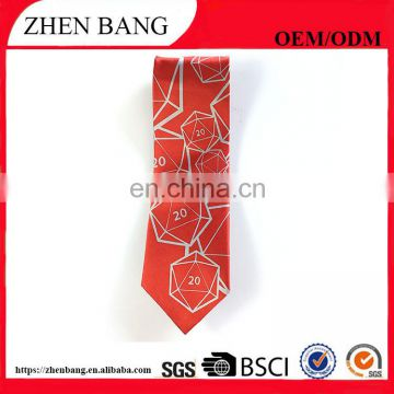 2017 Best Fashion Men Made Silk Ties by OEM