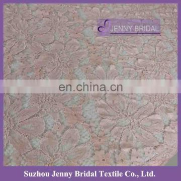 TL044A wedding embroidery designs flower lace for table cloth