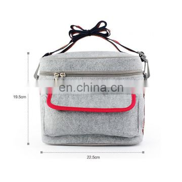 Cooler fitness lunch bag new style