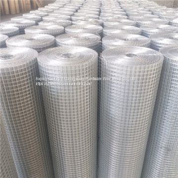High Quality Hot-dip Galvanized Welded Wire Mesh