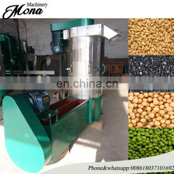 Wheat washing and drying machine in flour mill line, use for wheat milling equipment, wheat washer stoner