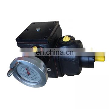 High pressure plc foaming metering pump for polyurethane