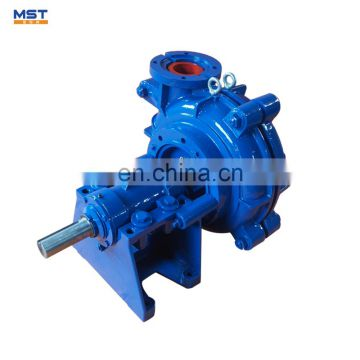 100psi plant ash slurry pump