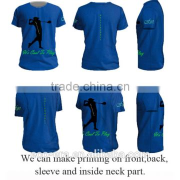 Custom T-shirt Printing Advertising Promotional Products Wholesale