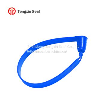 TX-PS 403 New materials polyurethane fixed lenght security plastic seals lock