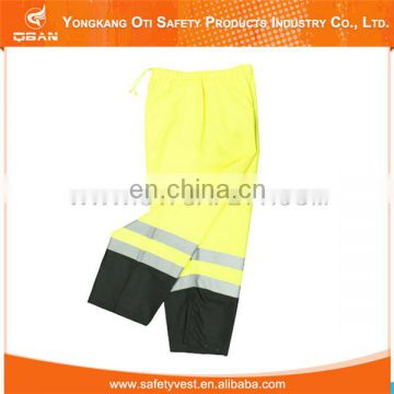 Hi vis safety reflective female trousers
