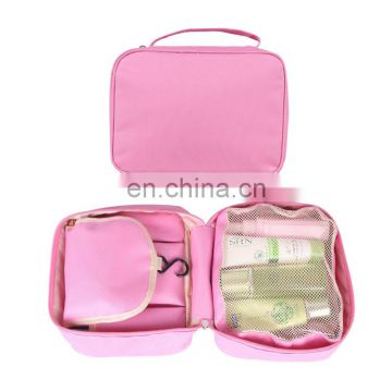 new products 2017 professional makeup private label cosmetic bags