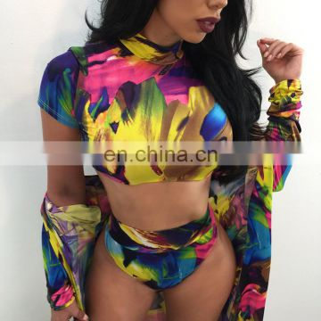 2 pcs open sexy girl full swimsuit photo indian open sex long sleeve