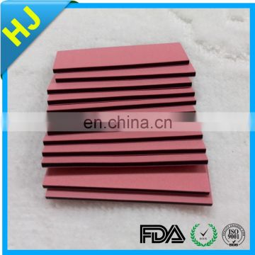Manufacturer supply lcd zebra rubber strip with reasonable cost