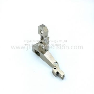 Precision aluminum CNC machining