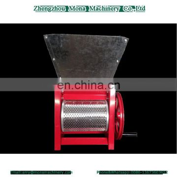 freshing Cocoa And Coffee Skin Peeler Cocoa Bean Peeling Shelling Machine