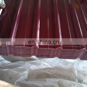 Metal Roofing Sheet/PPGI/Pre-Painted Color Coated Corrugated Steel coil