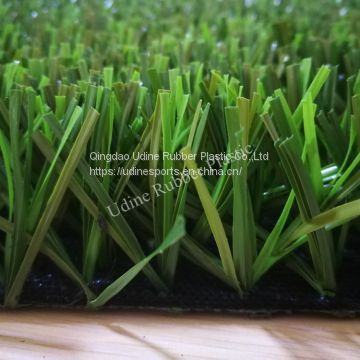 High Quality 40mm Synthetic Soccer Turf with 3 Tone Color