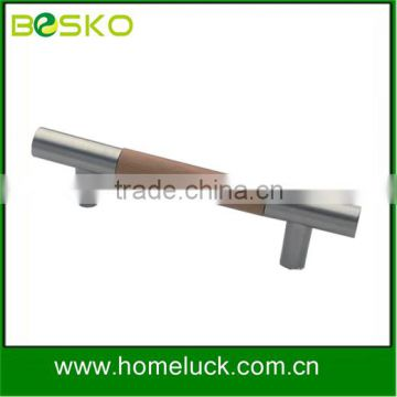 Different design top quality intergared fancy durable wood handle