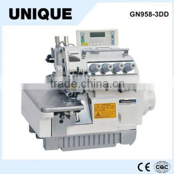 GN4040DD 40 Thread Brother Overlock Sewing Machine China Sewing Enchanting Sewing Machine In China