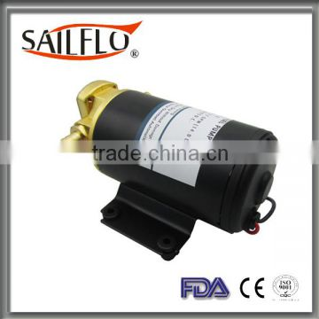 Sailflo 12v dc 14L/min small hydraulic electric gear oil pump price