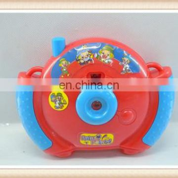 2014 new shape promotion toys mini projection camera