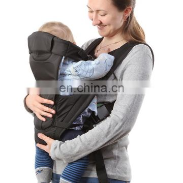 Hot selling high quality hand-held pure organic cotton cheap baby carrier for newborn baby