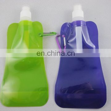 2015 Hot sale Eco-friendly cheap foldable water bottle