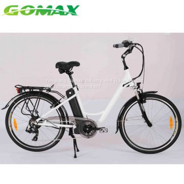 26 Inch Importer 6061 Aluminum Alloy Road Electronic Bike Electric Bicycle