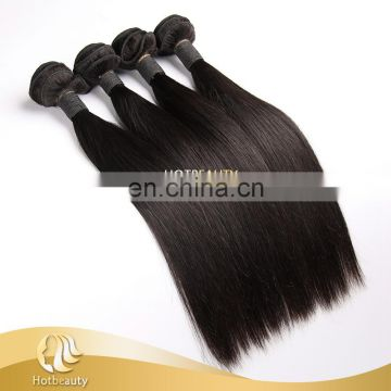 6a+ Malasian Virgin Hair Unprocessed, Silky Straight Wave.