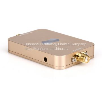Sunhans 2.4G &5.8G dual band wifi booster Designed for indoor and outdoor 2w repeater amplifier