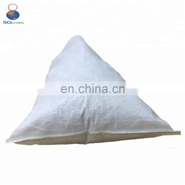Alibaba China wholesale rice packing woven polypropylene bags 25kg
