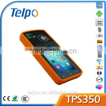 Telpo TPS350 android fingerprint reader of Handheld Android