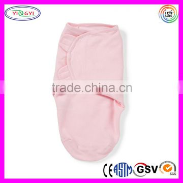C973 Infant Swaddle Blanket Wrapper Cotton Comforter Small Sleep Bag Summer Infant Blanket