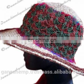Wire Brim Hat HCWB 0018