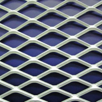 Stainless Steel Netting Punched Steel Sheet With Stainless Wire Mesh