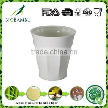 Endurable Eco-friendly Funky bamboo fiber water cup