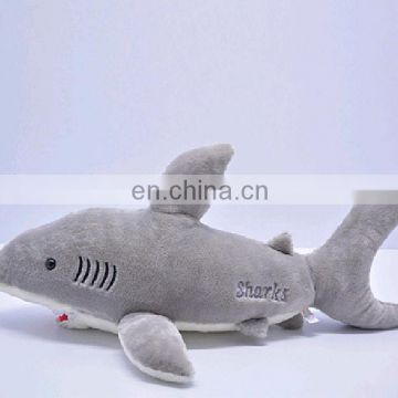 lovely plush shark toys OEM plush toy