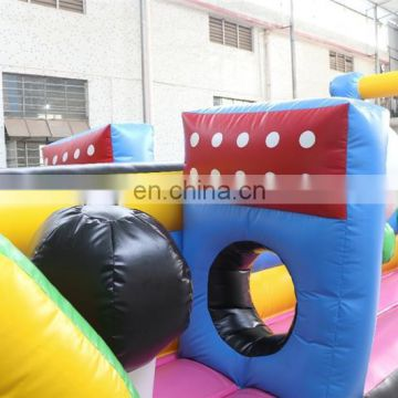 Trade Assurance inflatable water obstacle course sale playground play equipment outdoor for fun