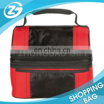 Red Universal Thermal Carrier/ Cooler Bag