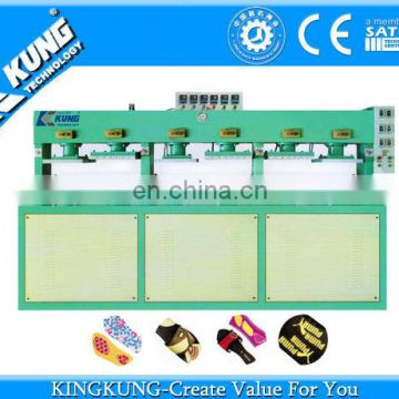 KKA630A High quality Cool press insole molding machine