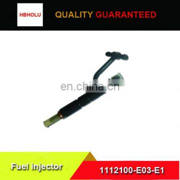 Haval 2.8TDI-2 diesel injector 1112100-E03-E1 with high quality