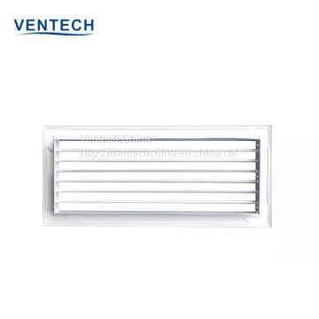 single deflection slot linear  diffuser air register manufacturer