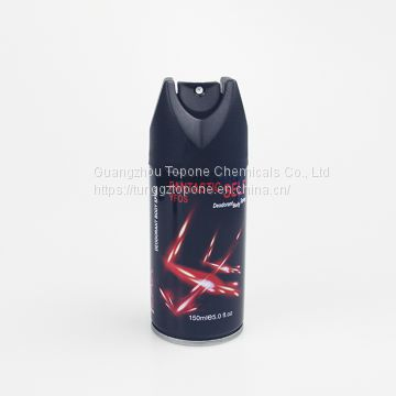 I&ADMIRER Water Base Body Anti-perspiring Spray Beauty Personal Care Red