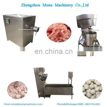 hot sale meatballs making machine|Meatball Production Line with boiler