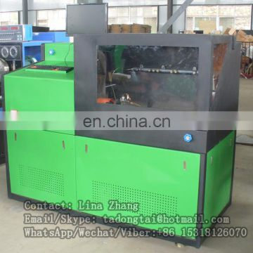 CRS708C crs708 common rail test bench with testing the 6 injectors at one time