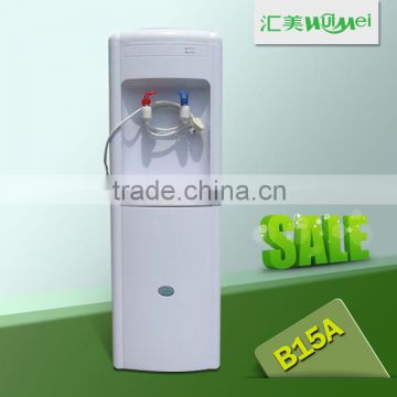 Stainless Steel Housing Material and Hot&Cold Type compressor cooling water dispenser